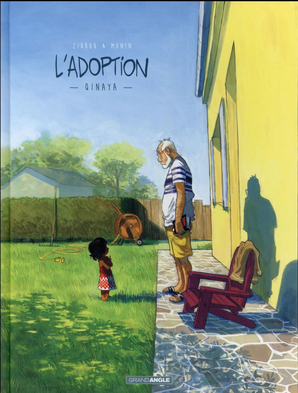 L'ADOPTION - VOLUME 1 - QINAYA