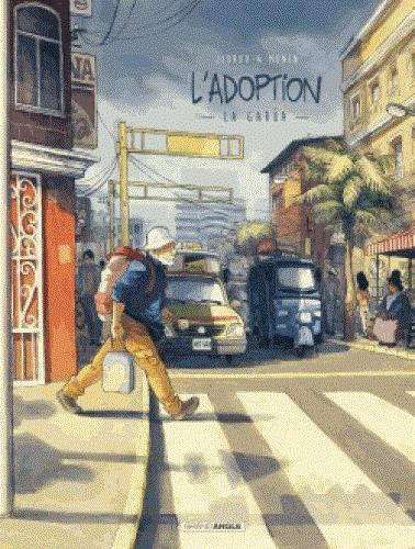 L'ADOPTION - VOLUME 2 - LA GARUA - T2