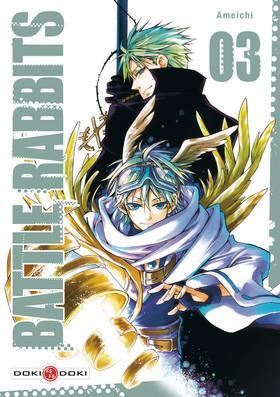 BATTLE RABBITS - VOLUME 3