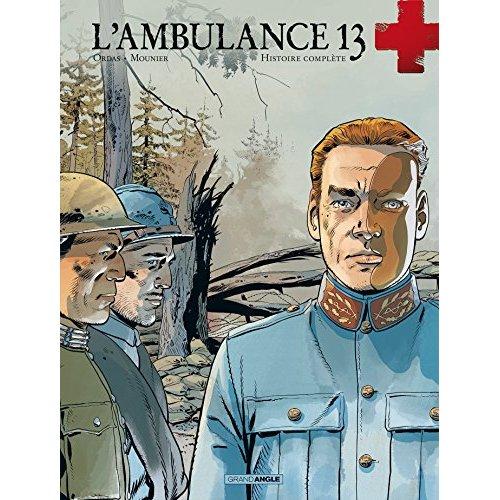 L'AMBULANCE 13 - INTEGRALE VOLUMES 5 ET 6
