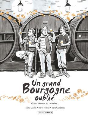 UN GRAND BOURGOGNE OUBLIE - T02 - UN GRAND BOURGOGNE OUBLIE - VOLUME 02