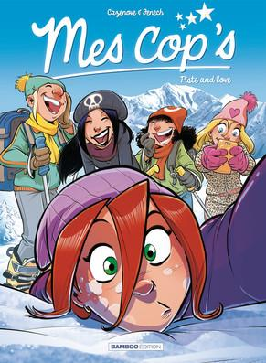 MES COP'S - TOME 8 - PISTE AND LOVE