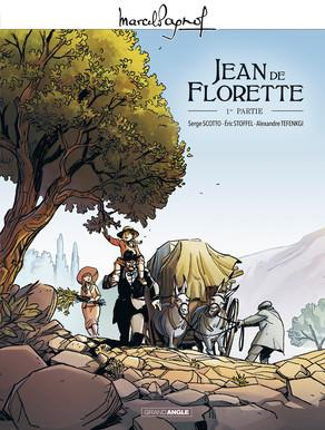 M. PAGNOL EN BD : JEAN DE FLORETTE - VOLUME 1