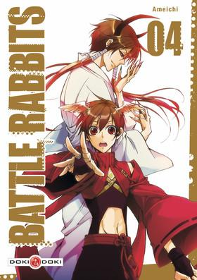 BATTLE RABBITS - VOLUME 4