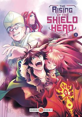 THE RISING OF THE SHIELD HERO - VOLUME 8