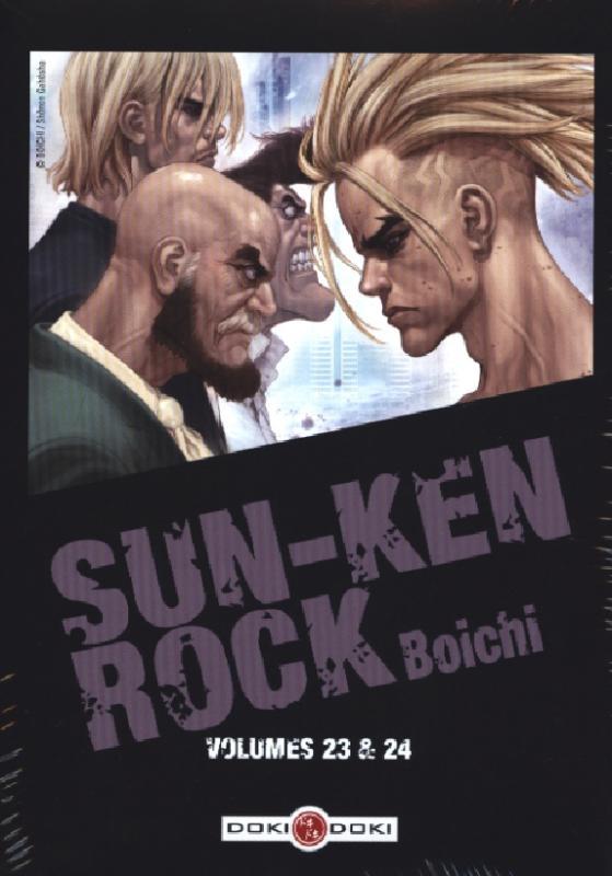 SUN KEN ROCK ECRIN V23-V24 NED 2017