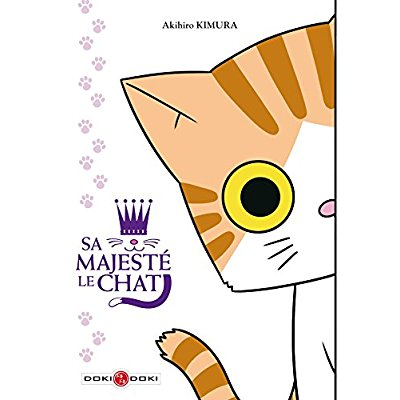 SA MAJESTE LE CHAT - EDITION STICKERS OFFERTS