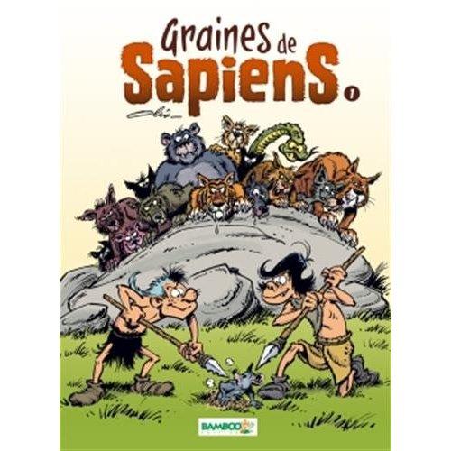 GRAINE DE SAPIENS - TOME 1 NOUVELLE EDITION