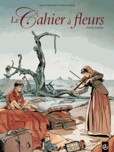 CAHIERS A FLEURS - INTEGRALE