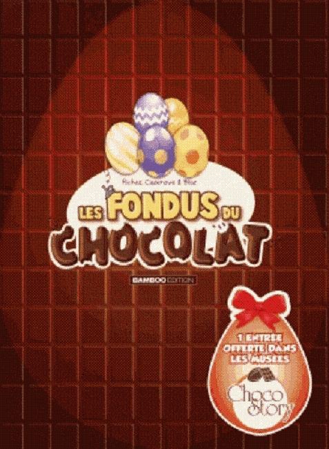 LES FONDUS DU CHOCOLAT - SPECIAL PAQUES