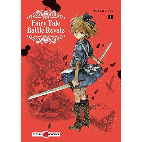 FAIRY TALE BATTLE ROYALE - VOLUME 1