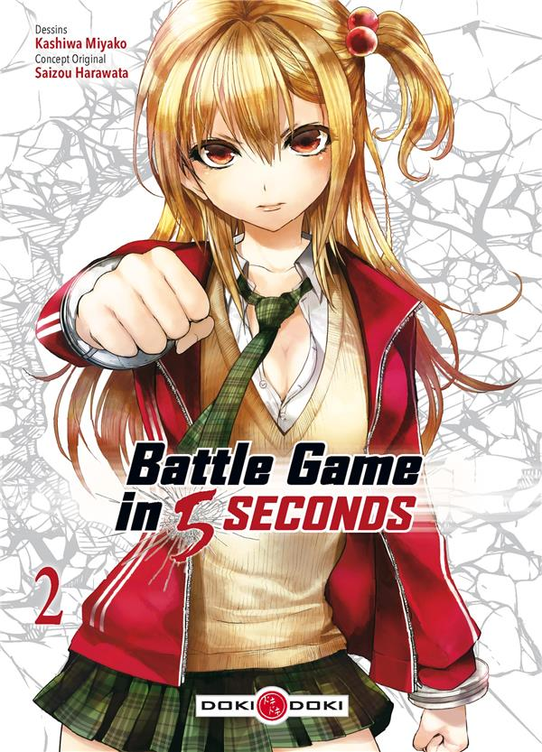 BATTLE GAME IN 5 SECONDS - VOLUME 2 - T2