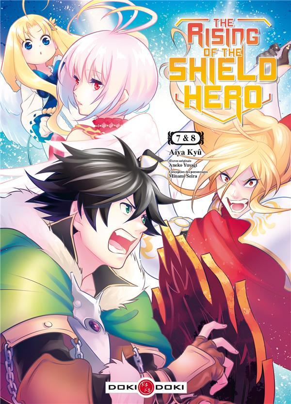 9 - THE RISING OF THE SHIELD HERO - ECRIN VOLUME 7 - 8