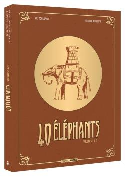 T1 - 40 ELEPHANTS - ECRIN VOL.1 - 2 NED