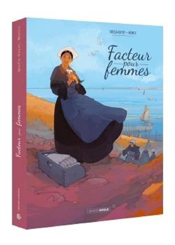 FACTEUR POUR FEMMES - ILES AUX REMORDS ECRIN