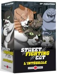 STREET FIGHTING CAT - ECRIN INTEGRALE - T1