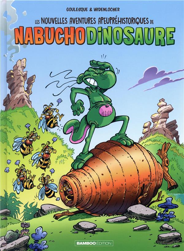 LES NOUVELLES AVENTURES DE NABUCHODINOSAURE - TOME 2