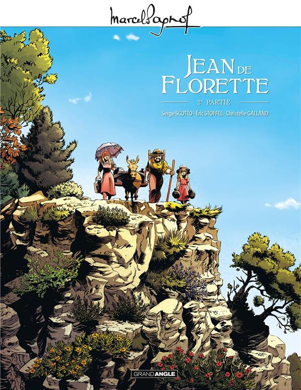 JEAN DE FLORETTE - T02 - M. PAGNOL EN BD : JEAN DE FLORETTE - VOLUME 2