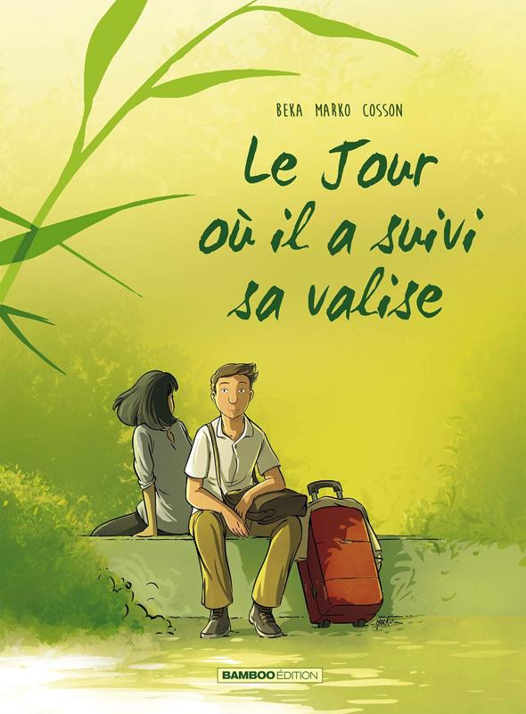 LE JOUR OU... - TOME 04 - IL A SUIVI SA VALISE