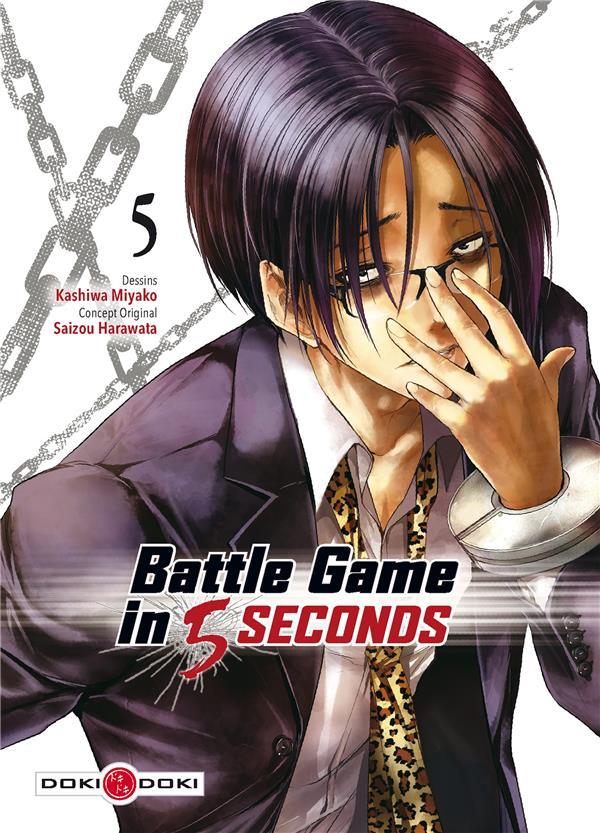 BATTLE GAME IN 5 SECONDS - T05 - BATTLE GAME IN 5 SECONDS - VOLUME 5