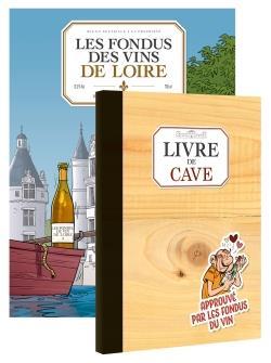 LES FONDUS DU VIN : LOIRE + LIVRE DE CAVE OFFERT
