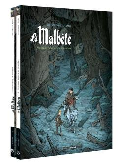PACK DECOUVERTE LA MALBETE VOLUMES 1 ET 2 - VOLUME 1 OFFERT