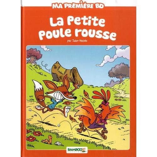 LA PETITE POULE ROUSSE - NED