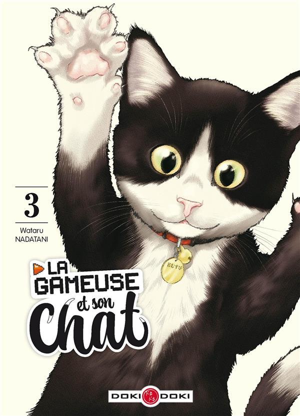 GAMEUSE ET SON CHAT (LA) - T03 - LA GAMEUSE ET SON CHAT - VOL. 03