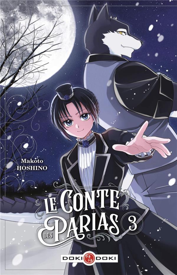 CONTE DES PARIAS (LE) - T03 - LE CONTE DES PARIAS - VOL. 03