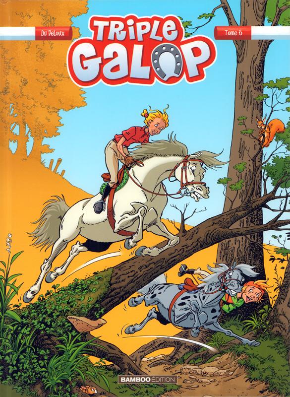 TRIPLE GALOP - TOME 06
