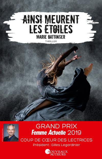 AINSI MEURENT LES ETOILES - PRIX DES LECTRICES PRIX FEMME ACTUELLE 2019