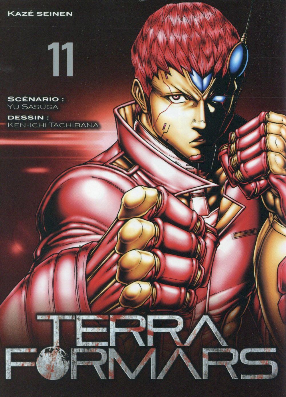TERRA FORMARS T11