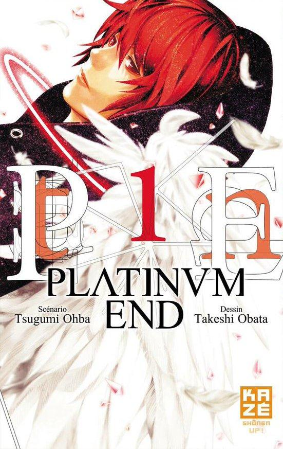 PLATINUM END T01