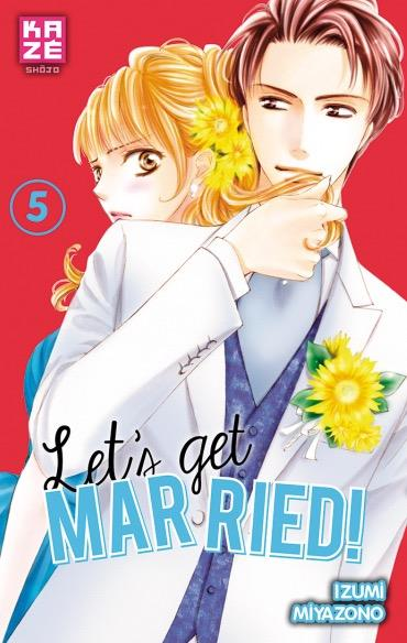 LET'S GET MARRIED! T05