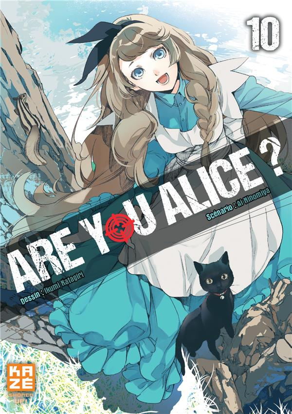 ARE YOU ALICE T10