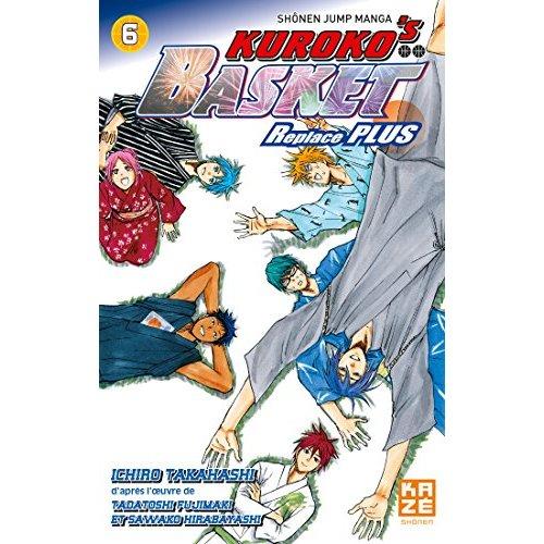 KUROKO'S BASKET REPLACE PLUS T06