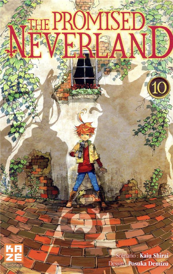 THE PROMISED NEVERLAND T10