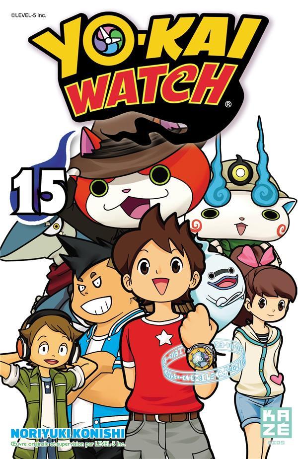 YO-KAI WATCH T15