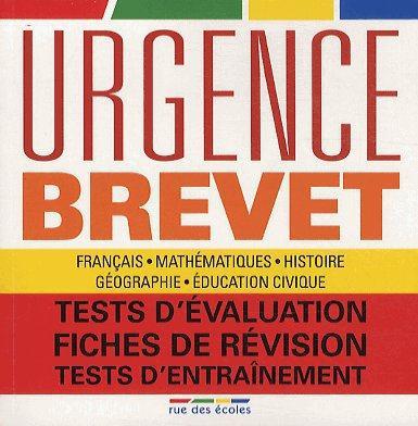 URGENCE BREVET 2013