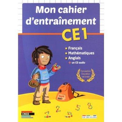 CAHIER D'ENTRAINEMENT CE1 (MON)