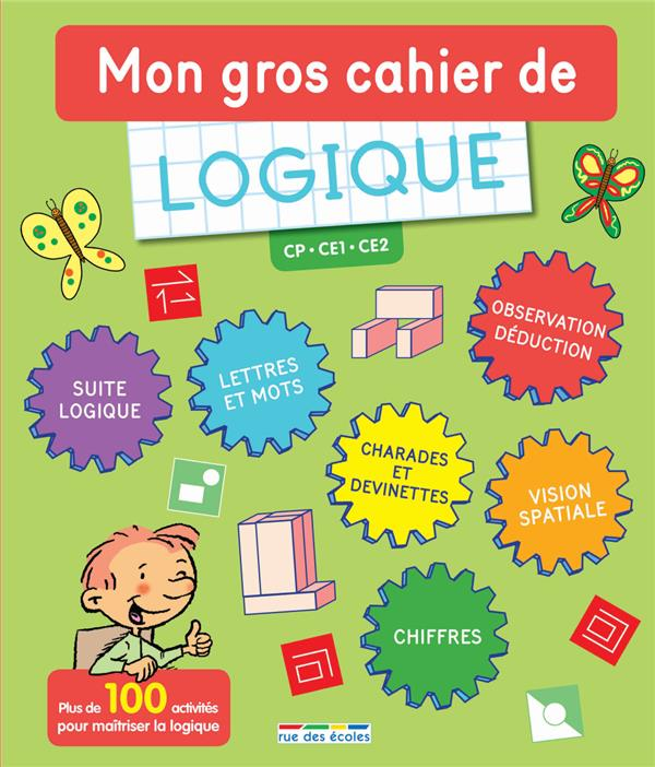 GROS CAHIER DE LOGIQUE (MON)