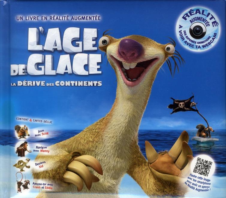 L'AGE DE GLACE - L'ALBUM AVEC REALITE AUGMENTEE
