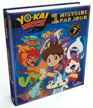 YO-KAI WATCH - UNE HISTOIRE PAR JOUR