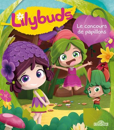 LILYBUDS LE CONCOURS DE PAPILLONS