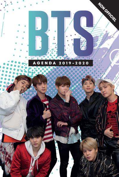 BTS - AGENDA K-POP 2019-2020
