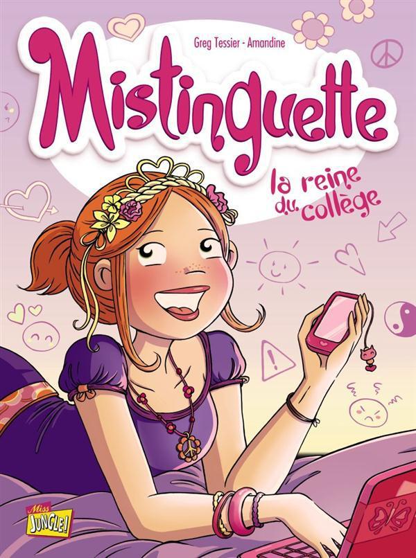 MISTINGUETTE T3 LA REINE DU COLLEGE