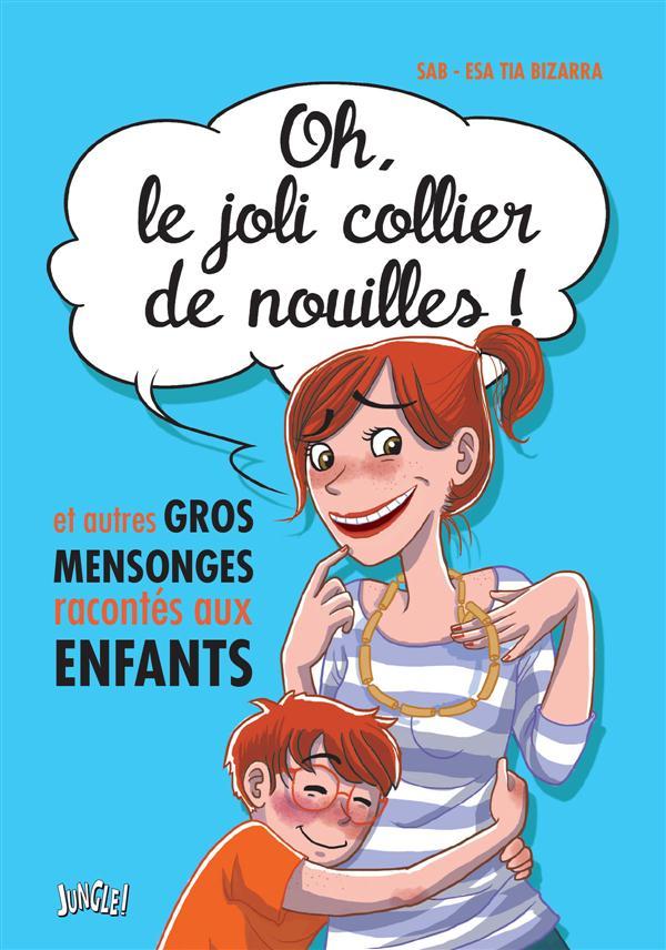 OH LE JOLI COLLIER DE NOUILLES !