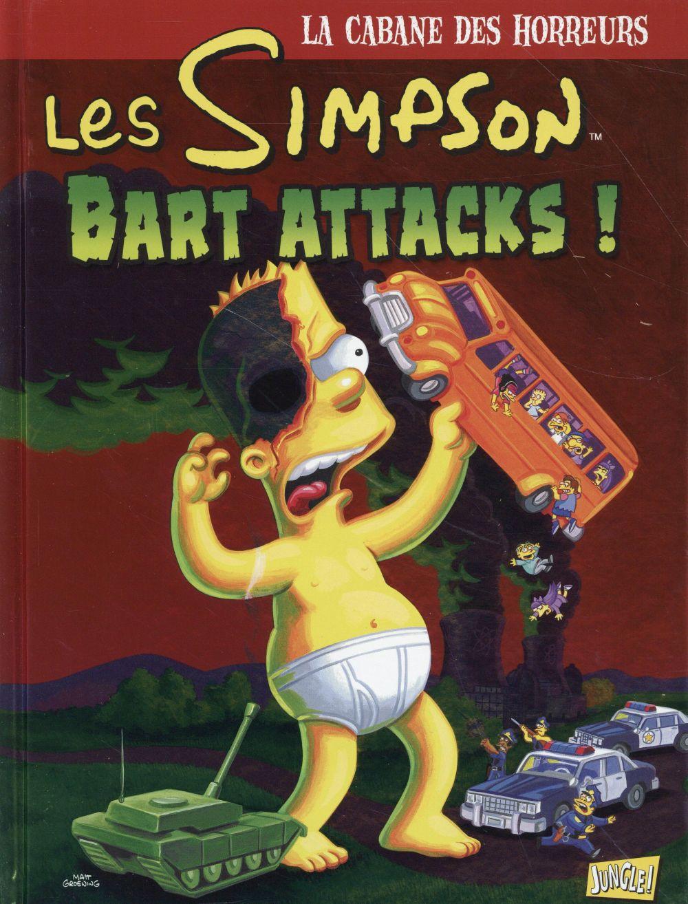 BART ATTACKS !