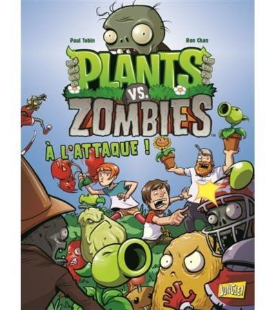 PLANTS VS ZOMBIES T1 (PROMO 6E)