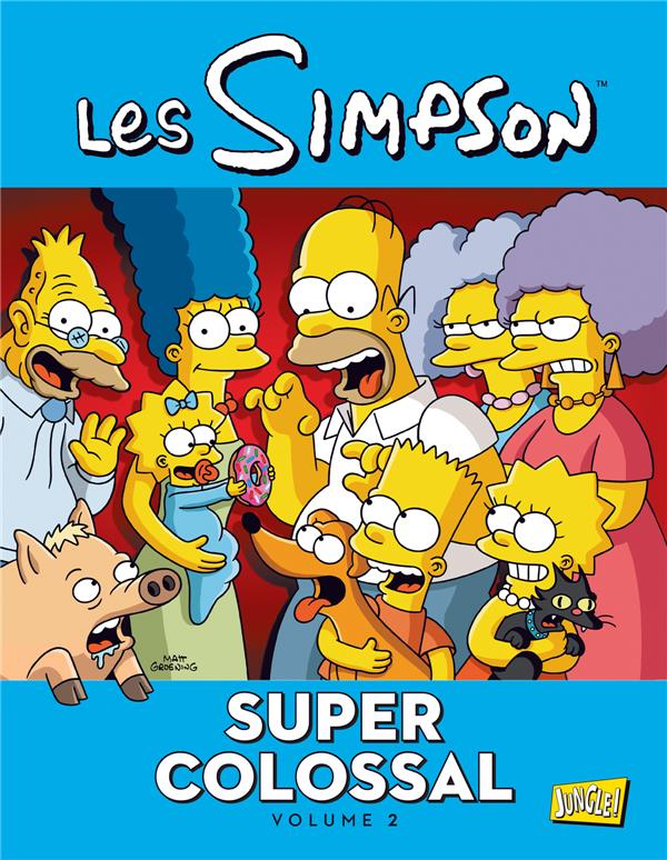 SIMPSON COLOSSAL T2
